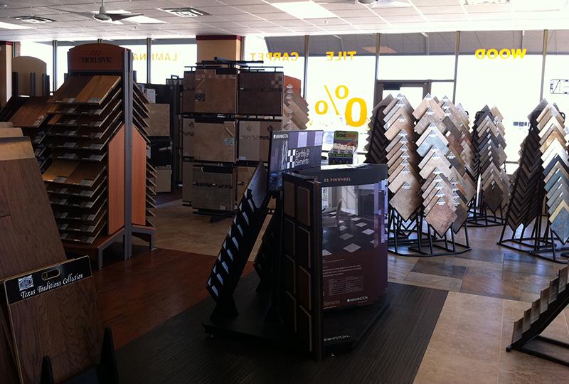 Floors Touch in McKinney TX